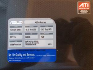 45. Dezmembrez Asus X5DAB, compatibil cu seria Asus K50, A50