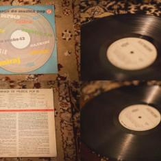Formatii De Muzica Pop electrecord (2), VINIL