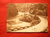 Ilustrata Valea Jiului , interbelica