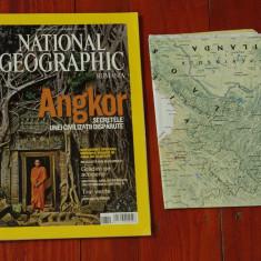 Revista National Geographic Romania - iulie 2009 - 112 pagini