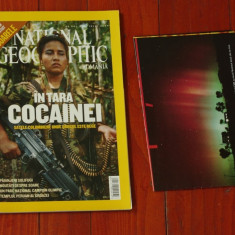 Revista National Geographic Romania - iulie 2004 - 124 pagini