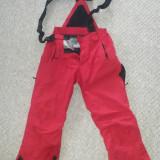 pantaloni ski ATOMIC barbati rosu marime M- folosit