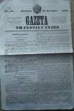Gazeta Transilvaniei , Brasov , nr. 74 , 1858