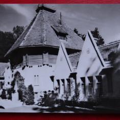 Carte Postala - RPR - Alb Negru - Vedere din Baile Vata de Jos