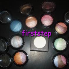 Fard farduri de pleoape MAC Mineralize mozaic cosmetice trusa machiaj make-up diverse nuante iluminatoare - Fard pleoape