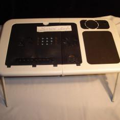 E-Table masa plianta pentru laptop