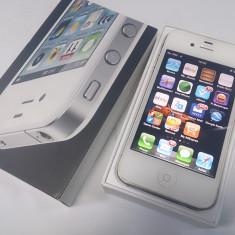 iPhone 4s Apple white, 16gb, impecabil, neverlocked, Alb, Neblocat