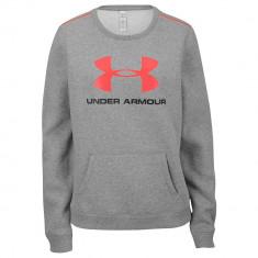 Under Armour Rival Crew - Women's | Produs 100% original | Livrare cca 10 zile lucratoare | Aducem pe comanda orice produs din SUA