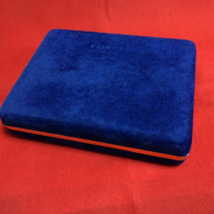 Cutie de catifea pentru monede sau bijuterii (003) - Cutie Bijuterii