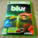 Joc Blur, xbox360, original! Alte sute de jocuri!
