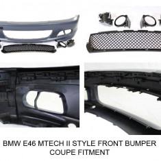 Bara fata BMW seria 3 E46 coupe/cabrio (98-04) M-Technic - Bara Fata Tuning Diederichs, 3 Cabrio (E46) - [2000 - 2013]