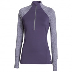 Under Armour ColdGear Storm Heather 1/2 Zip - Women's