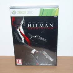 Joc Xbox 360 / Xbox One - Hitman Absolution Professional Edition , de colectie