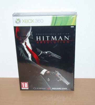 Joc Xbox 360 / Xbox One - Hitman Absolution Professional Edition , de colectie foto