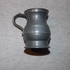 CARAFA  METAL - ZINC