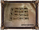 Mini decoratiuni vintage placate cu aur 24k, Italia