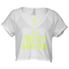 Under Armour Bolo Cropped T-Shirt - Women's | Produs 100% original | Livrare cca 10 zile lucratoare | Aducem pe comanda orice produs din SUA