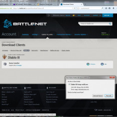 Diablo III (3) - Jocuri PC Altele, Role playing, 16+, Multiplayer