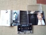 Darren Hayes Spin muzica synth pop electronic caseta audio mapa texte 2002, Casete audio