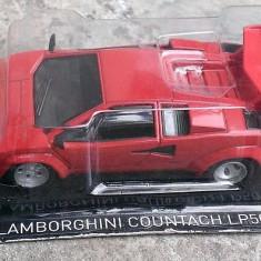 Macheta metal DeAgostini Lamborghini Countach LP500 NOUA, SIGILATA din colectia Automobile de Vis, Scara 1:43 + revista nr.1 - Macheta auto