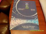 program    F.C.  Timisoara  -  Partizan  Belgrad