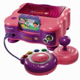 Consola educationala V-Smile VTECH cu un joc inclus + covor de dans - OKAZIE - Joc board game