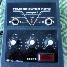 Temporizator foto - Echipament Foto Studio