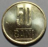 50 Bani 2012 Alama, Romania UNC, Luciu de batere, varianta comuna din fisic