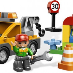 LEGO 6146 Tow Truck (Duplo)