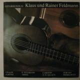 Disc vinyl LP - Das Gitarenduo Klaus und Rainer Feldmann, VINIL