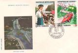 FDC-(L.P.1192)-Romania-Circulatia rutiera-prima zi