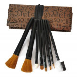 Pensule  Machiaj / Make Up BU US - 8 Pensule Kit