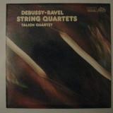 Disc vinyl LP - Talich Quartet: Debussy, Ravel String Quartets, VINIL