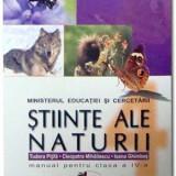 Stiinte ale naturii - clasa a 4-a - Manual scolar, Clasa 4, Alte materii