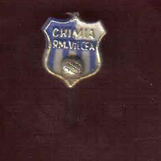 INSIGNA HANDBAL CHIMIA RAMNICU VALCEA, Romania de la 1950