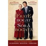 Robert T. Kiyosaki, Emi Kiyosaki - Frate bogat, sora bogata