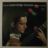 Disc vinyl LP - Guitar Recital: Laszlo Szendrey-Karper, VINIL