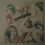 Disc vinyl LP - Supergroup Live, VINIL