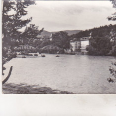 Bnk cp Calimanesti - Pod peste Olt - necirculata - Carte Postala Oltenia dupa 1918