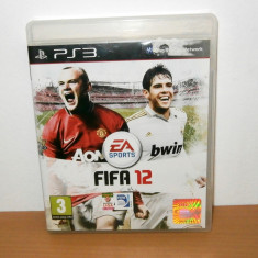 Joc Playstation3 PS3 - FIFA 12 - Jocuri PS3 Ea Sports, Sporturi, 3+