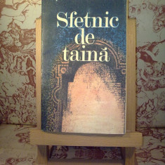 Stefan Popescu - Sfetnic de taina - Roman