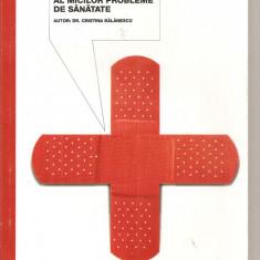 (C5648) MARELE DICTIONAR AL MICILOR PROBLEME DE SANATATE, AUTOR: dr. CRISTINA BALANESCU, VOLUMUL 2 - D, E, F, G, H, I, EDITURA RINGIER - Carte Medicina alternativa