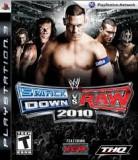 PS3 SWR Smack Down vs Raw 2010 joc Playstation 3, Sporturi, 12+, Multiplayer