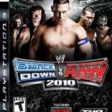 PS3 SWR Smack Down vs Raw 2010 joc Playstation 3