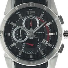 Vand ceas barbatesc FOSSIL CH-249, Casual, Quartz, Inox, Cronograf