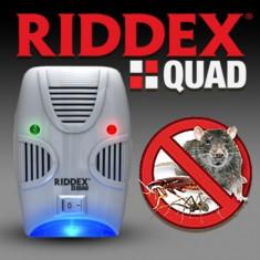 Riddex Quad- Aparat impotriva daunatorilor