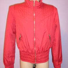 Geaca rosie Armani Jeans 100% originala
