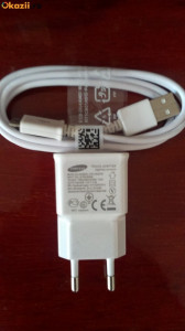 Incarcator Samsung GALAXY A3 ETA-U90EWE+cablu de date,ORIGINAL
