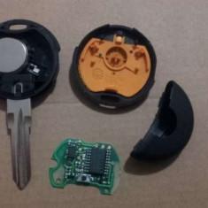 Cheie cu cip Smart Fortwo - Carcasa cheie