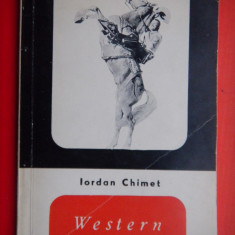 WESTERN Iordan Chimet - Carte Cinematografie